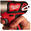 Milwaukee M12 BID-202C akkus szuperkompakt  ütvecsavarozó (4933441960)