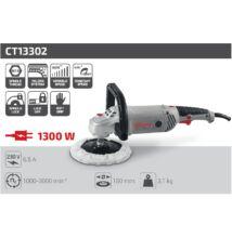 Crown CT13302 polírozó gép 1300W 180mm