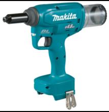 Makita DRV150RFE popszegecshúzó 18V LXT Li-ion BL 2,4-4,8mm 2X3.0Ah