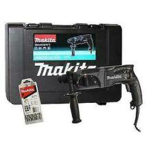 Makita HR2470BX40  SDS-Plus fúró-vésokalapács 780W 2,4J FEKETE