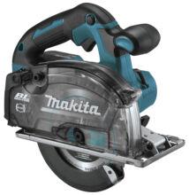 Makita DCS553Z fémvágó körfűrész 18V LXT Li-Ion BL 150mm