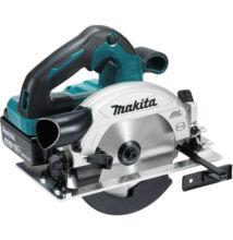 Makita  DHS661RTJU  körfűrész+adapter 18V LXT Li-Ion BL ADT AWS 165mm  2x5,0Ah