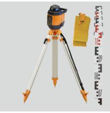 Geo-Fennel FL 180A önbeálló rotációs lézer készlet (K1FL180A)