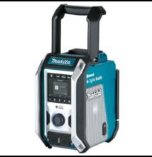 Makita DMR115  BLUETOOTH akkus rádió DAB/DAB+ (akku és töltő nélkül)