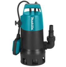 Makita PF1010  elektromos szivattyú 1100W szennyezett vízhez