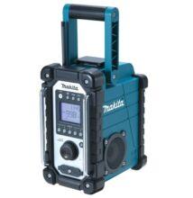 Makita DMR107   akkus rádió 7,2V-18V
