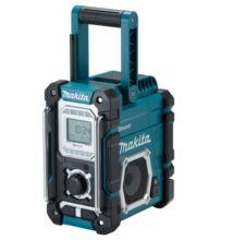 Makita DMR108  BLUETOOTH  akkus rádió 7,2V-18V