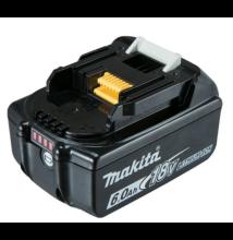 Makita BL1860BULK akkumulátor 18V LXT 6,0Ah Li-ion akkumulátor (197422-4)