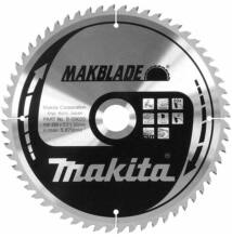 Makita B-09008  körfűrésztárcsa Makblade 250/30mm Z60