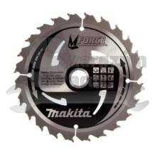 Makita B-07945 Mforce körfűrésztárcsa 185x30mm Z16