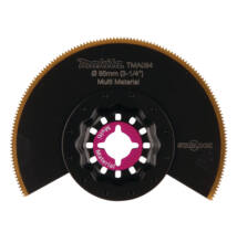 Makita B-64973 multi szegmens fűrészlap lapos BIM 85mm TMA064