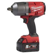 """Milwaukee M18 FIWF12-502X FUEL akkus ütvecsvarozó biztosítógyűrűvel 1/2"""" (4933451071)"""