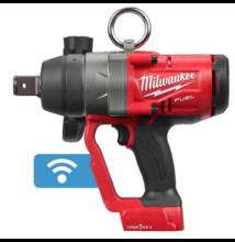 Milwaukee M18 ONEFHIWF1-0X ONE-KEY™ FUEL™ 1˝ nagy nyomatékú ütvecsavarozó biztosítógyűrűvel 4933459732