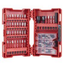 Milwaukee csavarozó bit készlet 75 részes Shockwave XL BOX (TX)(4932471588)