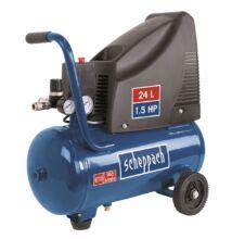 Scheppach HC 25o olajmentes kompresszor 24 l
