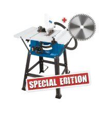 Scheppach HS 81 S asztali körfűrész 1500W 210mm