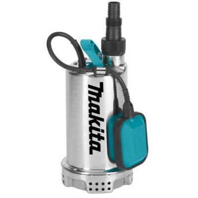 Makita PF1100  elektromos szivattyú 1100W  inox tiszta vízhez