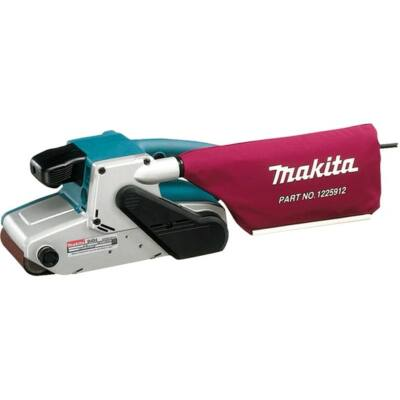 Makita 9404J szalagcsiszoló,ford. MAKPAC kofferben 1010W 100x610