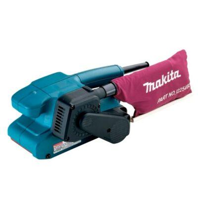 Makita 9910 szalagcsiszoló 650W 76x457