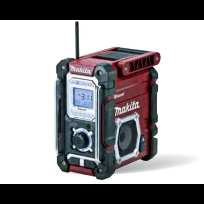 Makita DMR108AR akkus rádió 7,2V-18V CXT LXT LI-ION Bluetooth