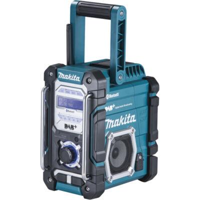 Makita DMR112 akkus rádió 7.2V-18V DAB/DAB+ BLUETOOTH