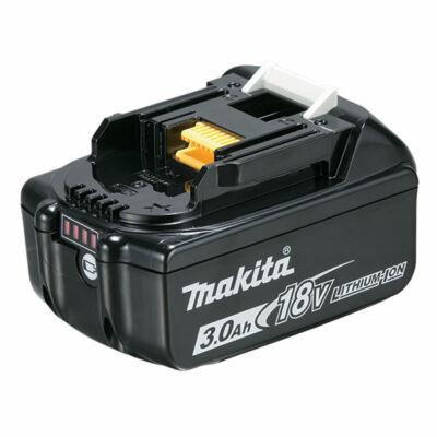 Makita BL1830B akkumulátor 18V LXT LI-ION  3,0Ah (197599-5)