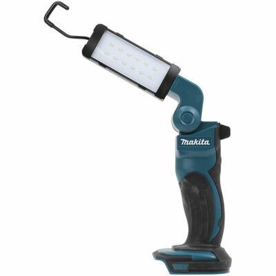 Makita DEADML801  kifordítható lámpa 14,4-18V LXT Li-ion akkus LED