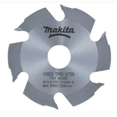 B-20644  Makita marótárcsa 100x22 mm 6 fogú