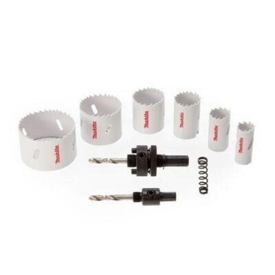 Makita D-24898  Bi-metal körkivágó készlet 6 részes