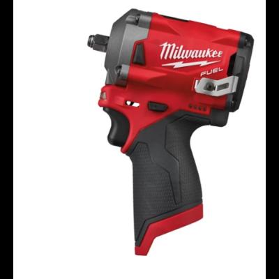 Milwaukee M12 FIW38-0 akkus ütvecsavarozó (akku és töltő nélkül)4933464612